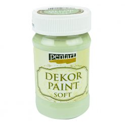 Dekor Paint Soft country zelená