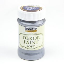 Dekor Paint Soft grafitová