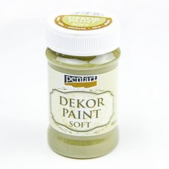 Dekor Paint Soft olivová