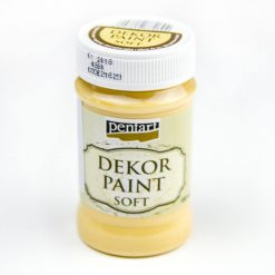 Dekor Paint Soft mandarinková